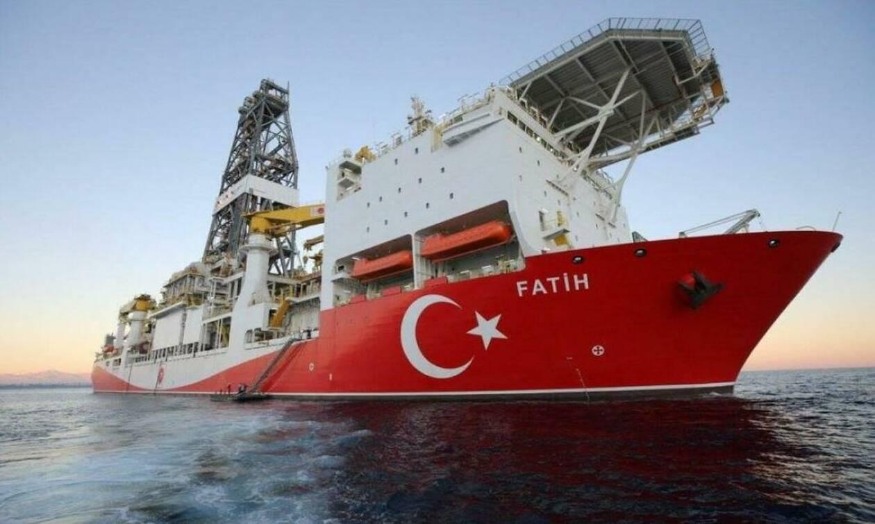 Ψάχνει αντίμετρα η Τουρκία για εντάλματα σύλληψης του τουρκικού γεωτρύπανου από τη Λευκωσία