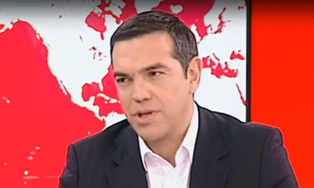 Πεπεισμένος ο Τσίπρας ότι ο ΣΥΡΙΖΑ μπορεί να κερδίσει τις εκλογές