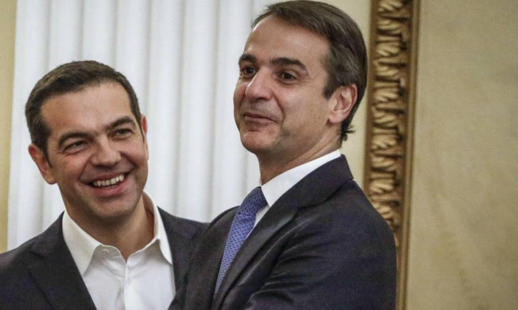 Η εργασία και το μοντέλο ανάπτυξης επίκεντρο της αντιπαράθεσης ΣΥΡΙΖΑ-ΝΔ