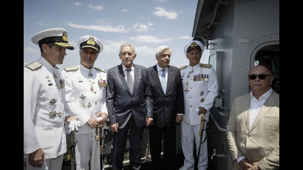 Μήνυμα Παυλόπουλου:Βάση της φιλίας και καλής γειτονίες η πιστή τήρηση του Διεθνούς Δικαίου