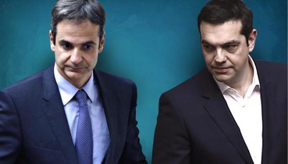 """Σε θέση μάχης ΣΥΡΙΖΑ, ΝΔ για την """"σκληρή"""" εκλογική μάχη"""