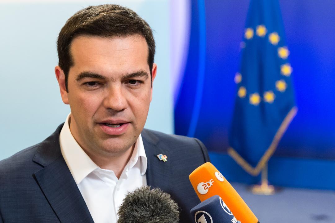 Κυρώσεις στην Τουρκία ζητούν Τσίπρας και Μητσοτάκης στις Βρυξέλλες