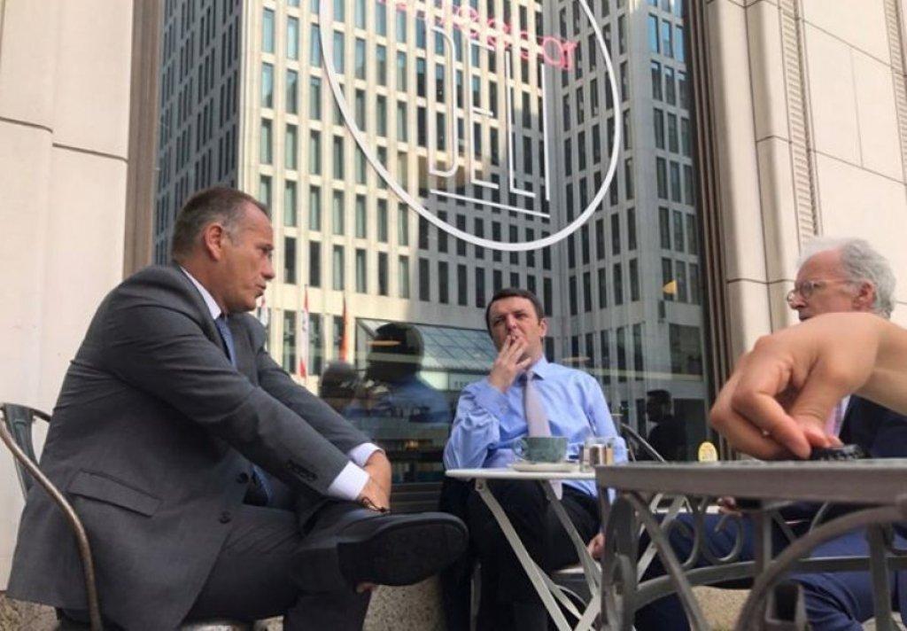 Μυστική συνάντηση μεταξύ Κοσσυφοπεδίου και Σερβίας στο Βερολίνο