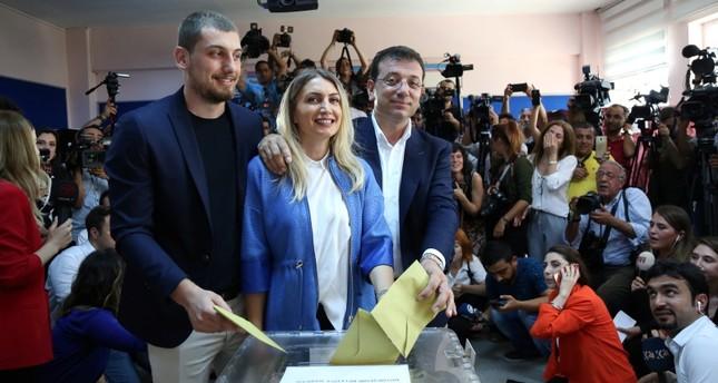 Νικητής ο Imamoglu στις εκλογές της Κωνσταντινούπολης
