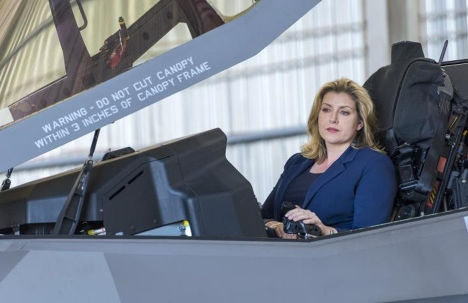 Βρετανίδα Υπ. Ενόπλων Δυνάμεων: Από την Κύπρο φεύγουν F35 για Συρία-Ιράκ
