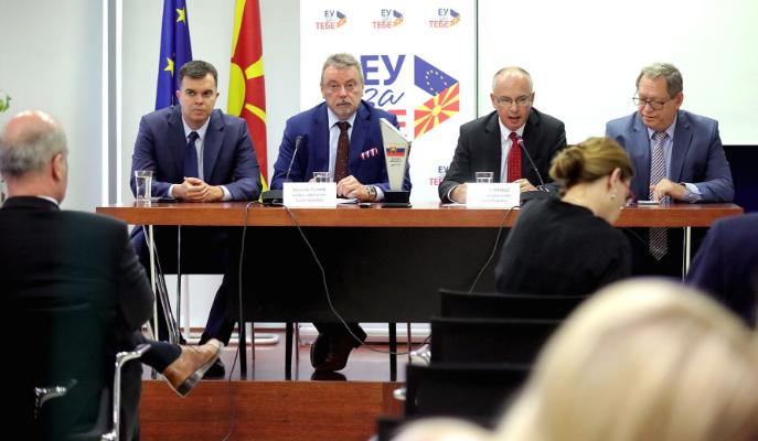Η ομάδα Visegrad εξέφρασε τη στήριξή της στη Βόρεια Μακεδονία