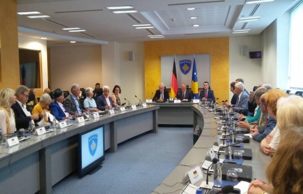 Η Γερμανία θα συνεχίσει να στηρίζει το Κοσσυφοπέδιο