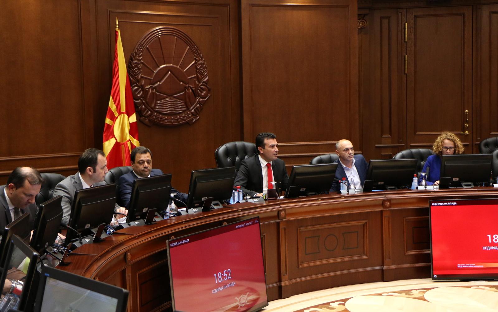Αντιδράσεις από τον ανασχηματισμό του υπουργικού συμβουλίου στη Βόρεια Μακεδονία