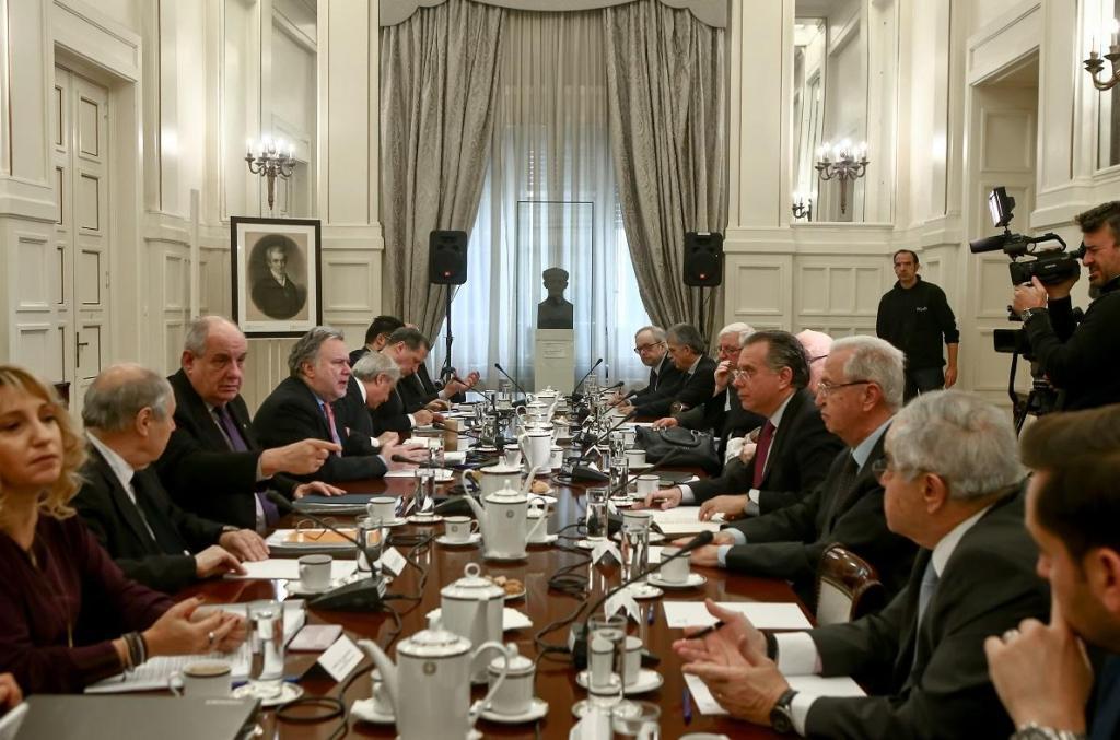 """Τουρκική προκλητικότητα, εξελίξεις στην Κυπριακή ΑΟΖ και αποφάσεις Ε.Ε. στο """"μενού"""" του Εθνικού Συμβουλίου Εξωτερικής Πολιτικής"""