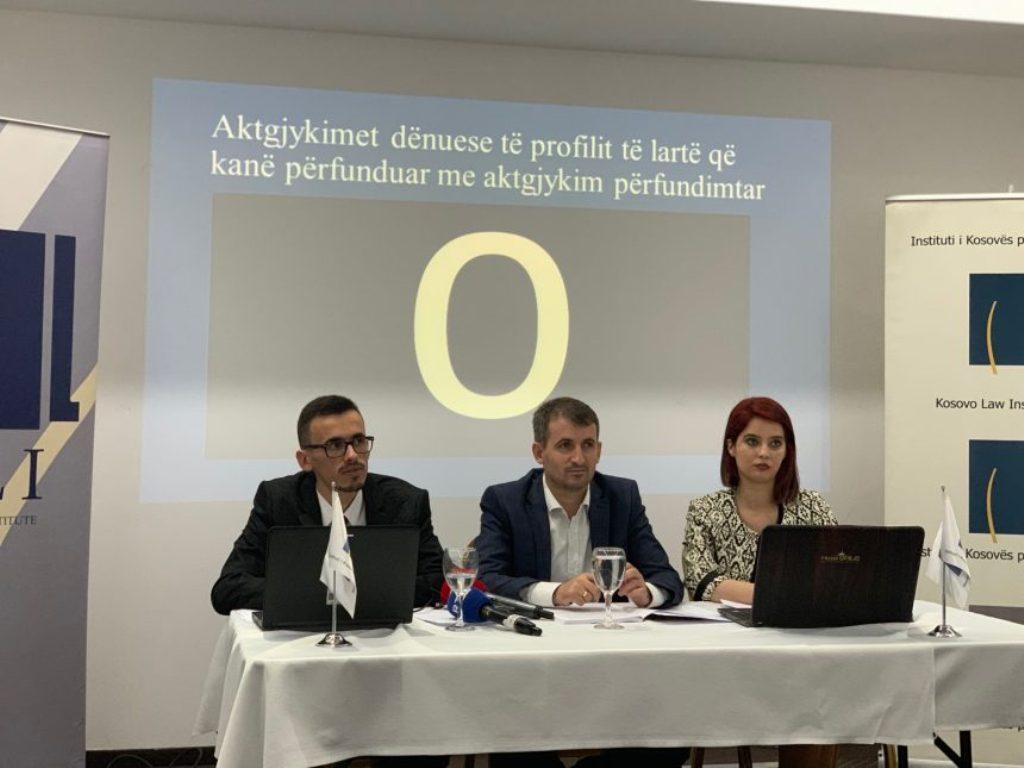 Κοσσυφοπέδιο: Οι υψηλόβαθμοι αξιωματούχοι αποφεύγουν την τιμωρία για αδικήματα που σχετίζονται με τη διαφθορά
