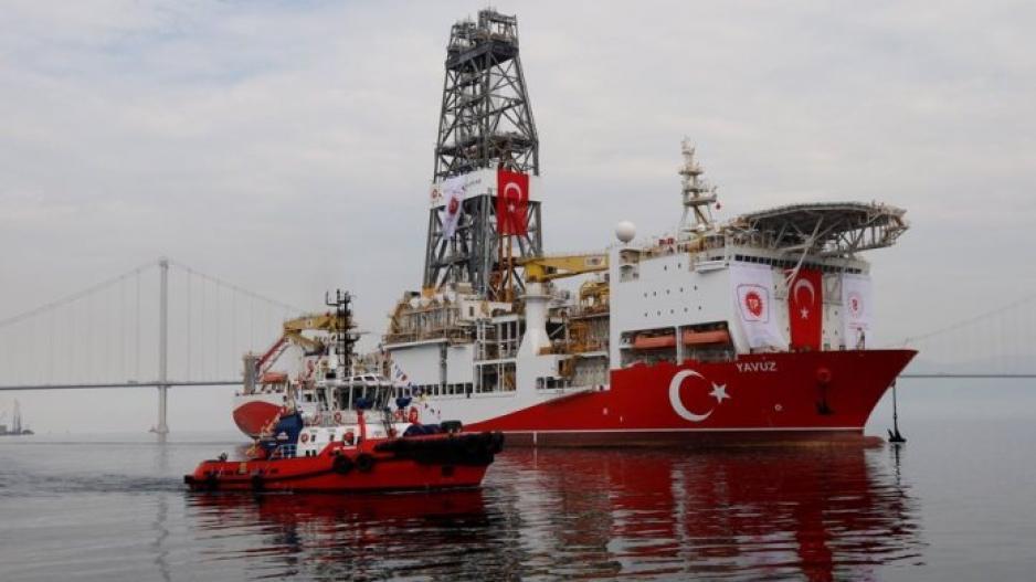 """Erdogan: """"Στις γεωτρήσεις και στο μοίρασμα η αρχή μας είναι το win-win"""""""