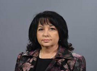 Petkova: Με εκπλήσσει το γεγονός ότι η Προεδρία μιλά για ενεργειακά έργα