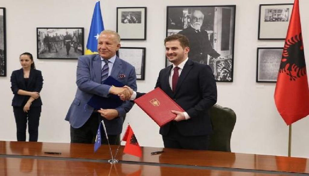 Το Κοσσυφοπέδιο και η Αλβανία θα έχουν ενοποιημένη διπλωματία