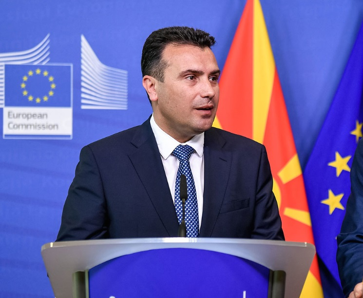 Zaev: Η ένταξη στο ΝΑΤΟ θα έχει θετικές επιπτώσεις στην ασφάλεια και την ευημερία της χώρας και της περιοχής