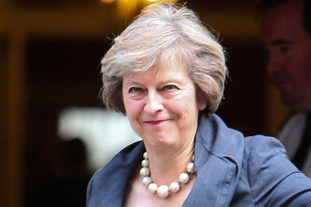 Η Βρετανίδα πρωθυπουργός ζητάει διεθνή συνεργασία για επιτυχία στα Δυτικά Βαλκάνια