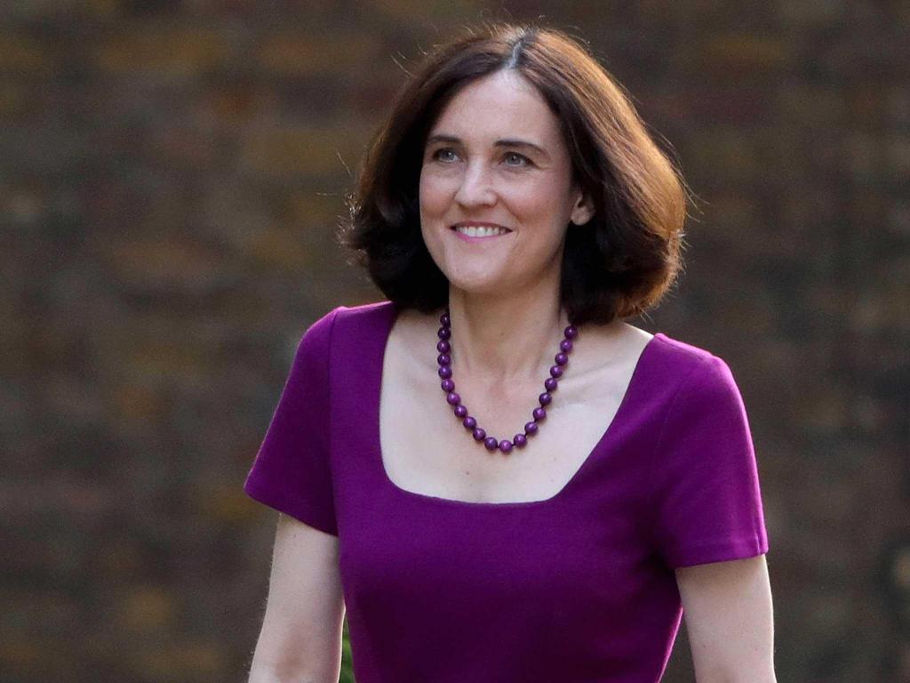 Τα θέματα των αγνοουμένων και της Μόρφου έθιξε η Theresa Villiers στο Foreign Office