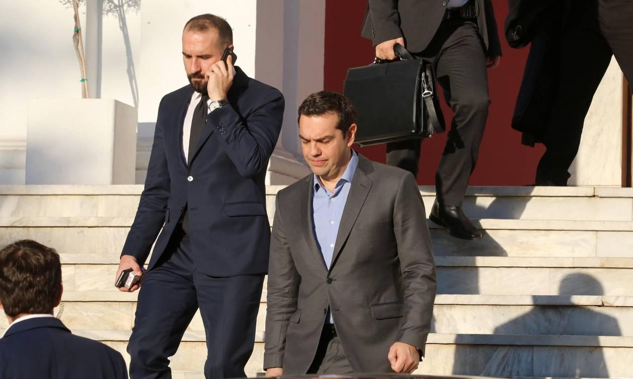 """ΣΥΡΙΖΑ για τα πρώτα exit polls: """"Αναγνωρίζουμε το προβάδισμα της Ν.Δ., θα είμαστε ισχυρή αξιωματική αντιπολίτευση"""""""