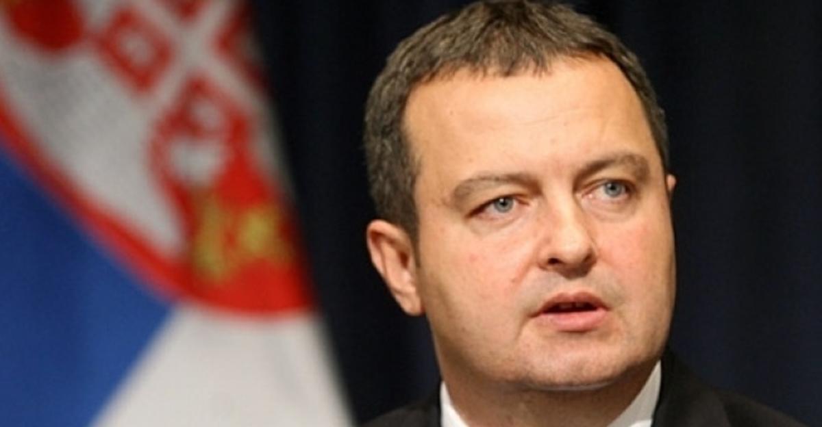Επίθεση Dačić στον Borissov για τα σχόλιά του σχετικά με το Κοσσυφοπεδίου – update