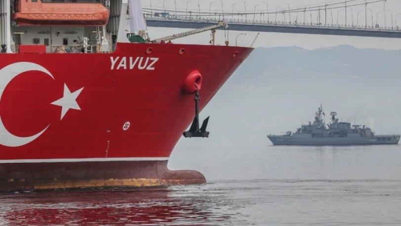 Στην Καρπασία το δεύτερο τουρκικό γεωτρύπανο, συνοδεία drones