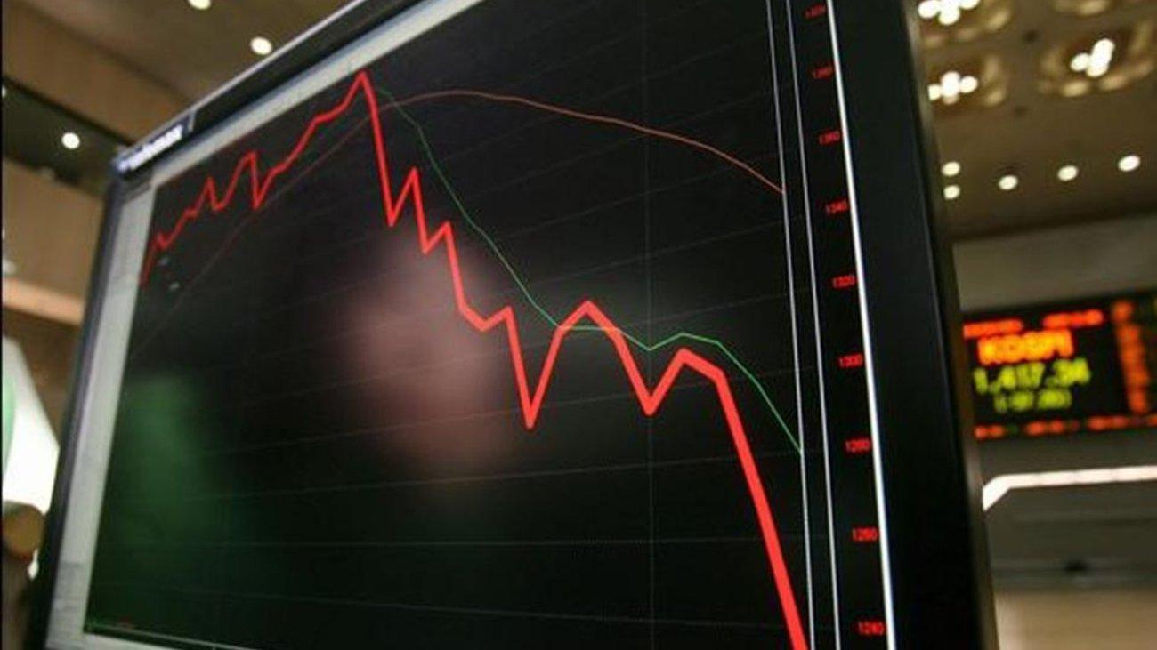 Μεγάλη πτώση 4,28% για το ελληνικό Χρηματιστήριο