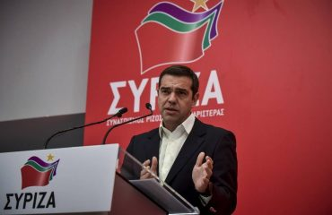 Βήμα ταχύ για την ανασυγκρότηση ο ΣΥΡΙΖΑ