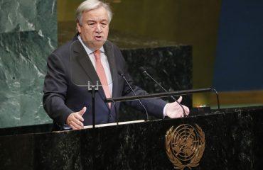 Παράταση εντολής της ΟΥΝΦΙΚΥΠ μέχρι τον Ιανουάριο του 2020 συστήνει ο ΓΓ του ΟΗΕ