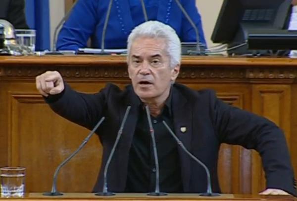 Βουλγαρία: Υπό 24ωρη κράτηση ο Siderov, για παρότρυνση των πολιτών να βγουν έξω το Πάσχα μαζικά