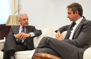Αβραμόπουλος: Πρέπει να είμαστε καλύτερα προετοιμασμένοι γιατί δεν ξέρουμε τι θα φέρει το μέλλον στο μεταναστευτικό