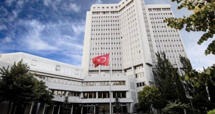Αντίδραση του τουρκικού ΥΠΕΞ για τις κυρώσεις εναντίων της Άγκυρας