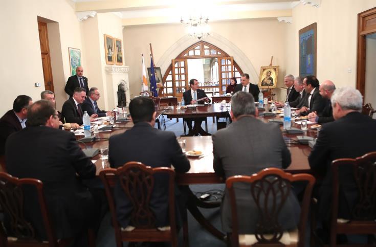 Η πρόταση Ακιντζί για συνδιαχείριση του ΦΑ στο Συμβούλιο Αρχηγών στην Κύπρο