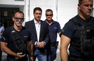 """Κόντρα κυβέρνησης- ΣΥΡΙΖΑ για την αποφυλάκιση του… """"Mr. Energa"""""""