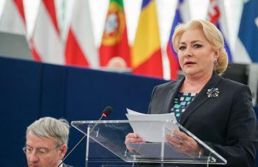 Ρουμανία: Η Dancila προσπαθεί να αποφύγει την ψήφο εμπιστοσύνης