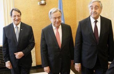Ηνωμένα 'Έθνη: Να συμφωνήσουν οι δυο ηγέτες και μετά να απευθυνθούν στον Guterres
