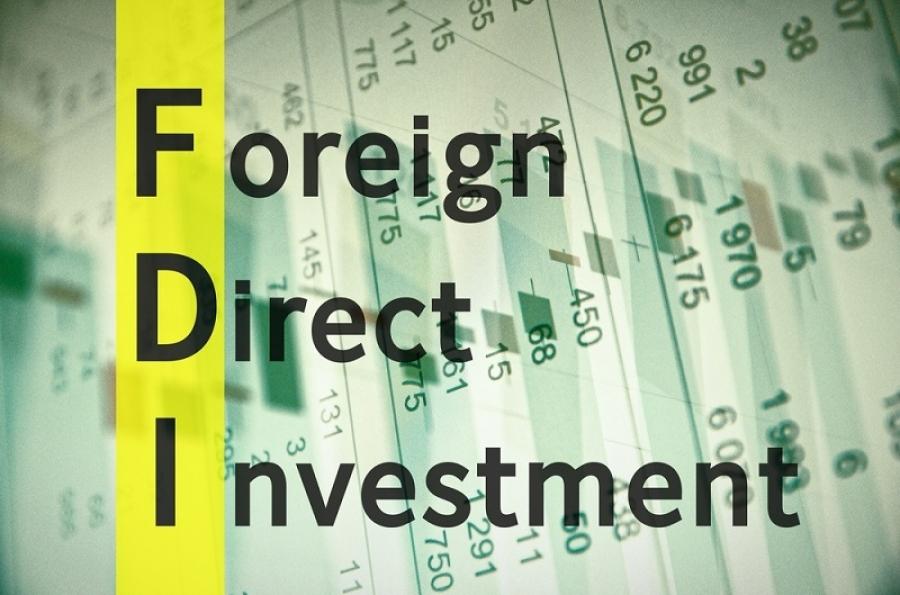 Εκροή 55,9 εκατ. ευρώ για τις άμεσες ξένες επενδύσεις στη Βουλγαρία το πρώτο 5μηνο του 2019