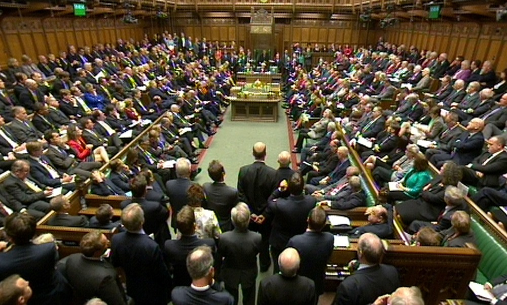 Βρετανοί βουλευτές καταδικάζουν τα 45 χρόνια κατοχής της Κύπρουκαι επιβεβαιώνουν την υποστήριξή τους