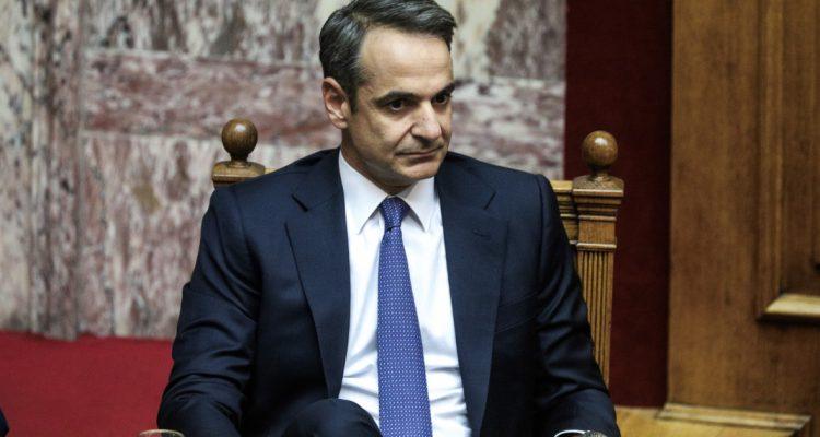 Η μείωση των πλεονασμάτων στόχος του Κυριάκου Μητσοτάκη στις επαφές με ευρωπαίους ηγέτες