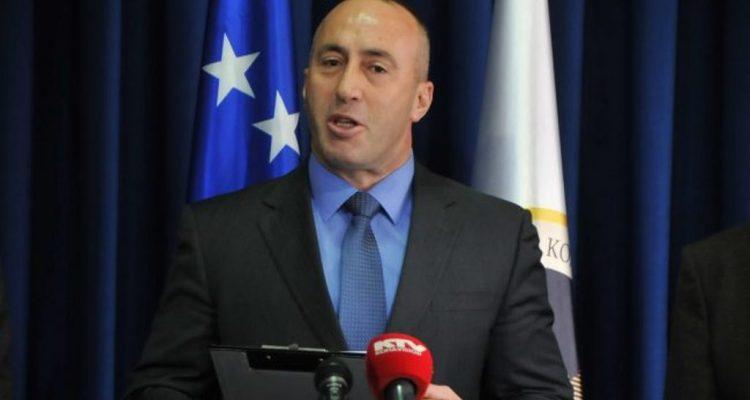Το Κοσσυφοπέδιο δεν θα διαιρεθεί ποτέ, λέει ο Haradinaj