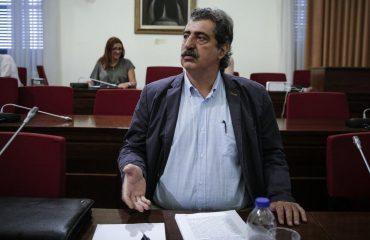 Άρση της ασυλίας του πρώην υπουργού υγείας Π. Πολάκη αποφάσισαν Ν.Δ.-ΚΙΝΑΛ