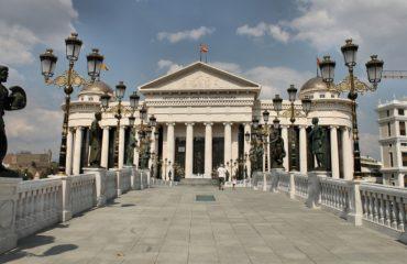 Hahn and Reeker στα Σκόπια, πολιτικός διάλογος και μεταρρυθμίσεις στο επίκεντρο