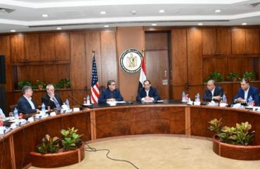 """Στο Κάιρο συνυφαίνεται το """"αύριο"""" της Ανατολικής Μεσογείου"""