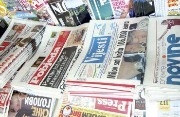 Μαυροβούνιο: «Ντιμπέιτ» σχετικά με το όργανο αυτορρύθμισης των μέσων μαζικής ενημέρωσης