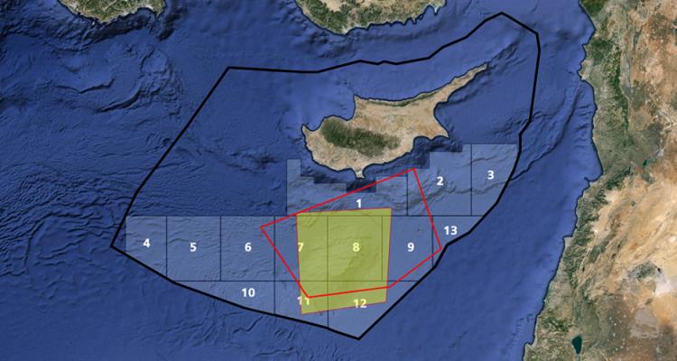 Δεν κάθεται με σταυρωμένα χέρια η Κύπρος: Σε ΕΝΙ-TOTAL το τεμάχιο 7 της ΑΟΖ