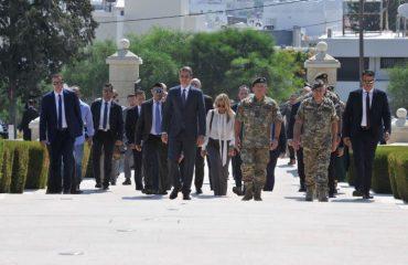 Καμία παραβατική συμπεριφορά δεν θα μείνει αναπάντητη, τόνισε ο Έλληνας Πρωθυπουργός