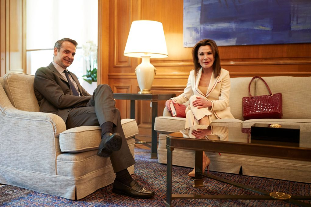 Η Αγγελοπούλου ορίστηκε επικεφαλής της επιτροπής «Ελλάδα 2021»