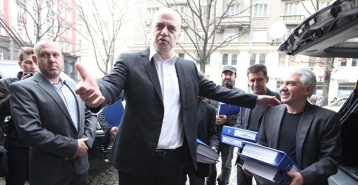 Βούλγαρος τηλεοπτικός παρουσιαστής ανακοίνωσε ότι θα ιδρύσει πολιτικό κόμμα