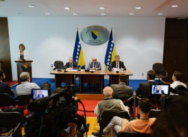 Β-Ε: Συμφωνία επιχορήγησης 15 εκατ. ευρώ για τον διάδρομο «Vc»