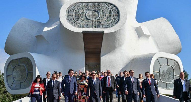 Γιορτή του Ilinden στη Βόρεια Μακεδονία, κάλεσμα για ενότητα από την ηγεσία