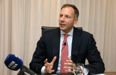 Francis Fannon: «Αντιλαμβανόμαστε την Ανατολική Μεσόγειο ως μία περιοχή χωρίς αποκλεισμούς»