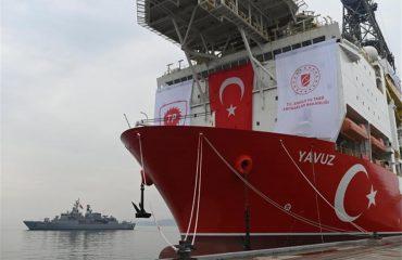 Ξεκίνησε γεώτρηση η Τουρκία ανοιχτά της Καρπασίας