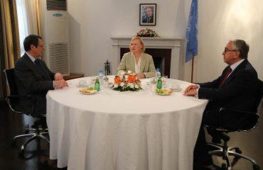 ΟΗΕ: Οι δύο ηγέτες έτοιμοι για τριμερή με ΓΓ μετά τη Γενική Συνέλευση